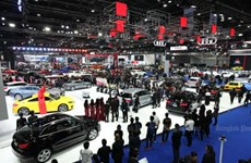 Toyota raises overall Thai auto sales growth to 12 percent