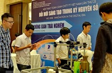 Vietnam ICT Outlook 2018 discusses digital transformation
