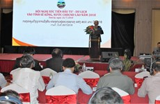 Conference promotes investment, tourism in Laos' Sekong province