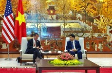 Hanoi, Los Angeles agree on cooperation areas