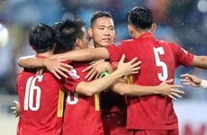 Vietnam's U16 team ready to defend AFF title