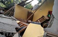 Earthquake on Indonesia's Lombok island kills at least ten