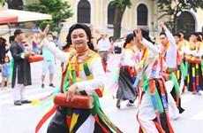 Street festival celebrates 10 years of Hanoi's boundary adjustment