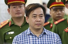 Phan Van Anh Vu sentenced to nine years in jail