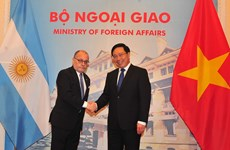 Vietnam, Argentina forge stronger collaboration