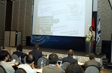 Vietnam, Israel share experience in cyber security