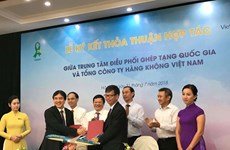 Vietnam Airlines pledges to support tissue, organ transportation