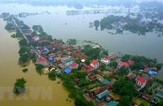 Flood relief work underway in northern localities