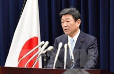 Japan welcomes UK's interest in CPTPP