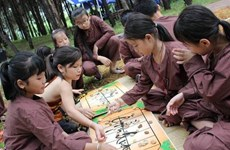 Children theme dominates August activities at Ethnic Cultural Village