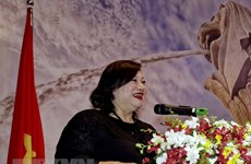Vietnam-Singapore diplomatic ties anniversary marked in HCM City