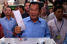Cambodian PM: new government to be formed on September 20