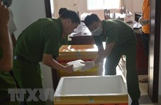 Criminal proceedings launched against cocaine trafficking in Ba Ria-Vung Tau