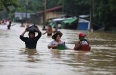 Myanmar: 150,000 flee due to floods