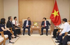 Vietnam looks to learn from Germany's housing saving bank: Deputy PM