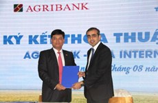Agribank helps farmers access high-tech agricultural machines