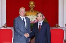 Former US Vice President commends Vietnam's achievements