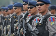 Indonesia arrests two alleged terrorists ahead of Asian Games
