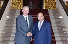 PM Nguyen Xuan Phuc: Vietnam wants to push forward ties with US