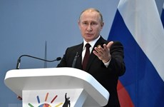 Russian President plans to attend East Asia Summit in November