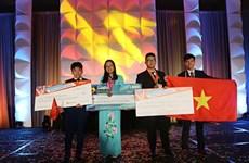 Vietnam wins three bronzes in world informatics, design contests