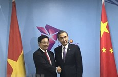 Vietnam, China agree to strengthen bilateral ties