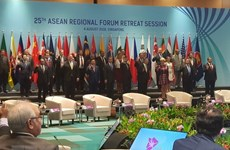 ARF emphasises importance of non-militarisation in East Sea