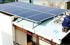 HCM City encourages solar energy