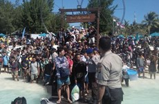 No Vietnamese reported to be present in quake-hit Lombok island