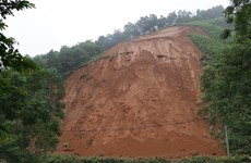 Floods, landslides kill six in northern mountainous region