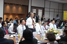 Firms seek support from Vietnamese diplomats abroad