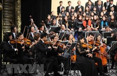 Autumn Melody concert to be held in Hanoi