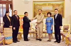 Thailand donates 3 million baht to Myanmar flood relief