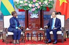 Vietnam looks to deepen relations with Rwanda, Guinea