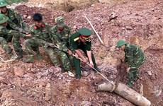 Quang Tri: over 460 shells deactivated