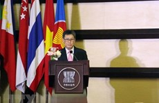 ASEAN anniversary marked in Indonesia
