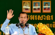 Cambodia to form new cabinet prior to schedule