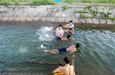 Quang Tri strives to minimise child drowning