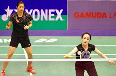 Vietnam Open Badminton Champs kicks off in Ho Chi Minh City