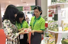 Int'l food-beverage, packing expos open in Ho Chi Minh City