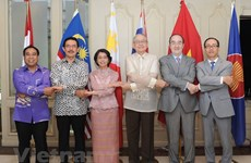 ASEAN founding anniversary marked in Mexico
