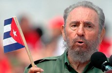 Gathering celebrates Cuba's National Rebellion Day
