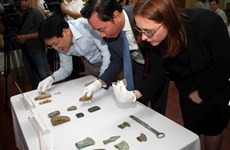 18 antiques returned to Vietnam