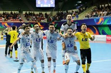 Vietnam win ticket for AFC Futsal Club final