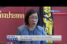 Thailand, Myanmar ready for Joint Commission meeting next week