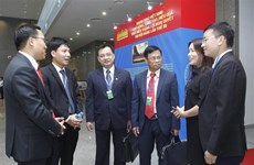 Experience in attracting resources from foreign NGOs highlighted