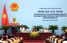 Hanoi to revoke 47 long-delayed projects