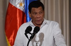 Philippine President sacks top military officers over alleged corruption