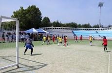 Vietnamese students gather in sport festival in RoK