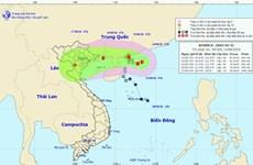 Storm Bebinca to cause heavy rains in northern region